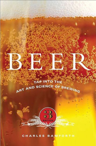 Beer Tap into the Art and Science of Brewing 3rd 2009 edition cover