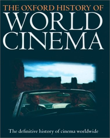 Oxford History of World Cinema   1997 (Reprint) edition cover