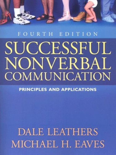 Successful Nonverbal Communication Principles and Applications 4th 2008 (Revised) edition cover