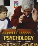 Psychology with DSM-5 Update Plus NEW MyPsychLab with Pearson EText -- Access Card Package  11th 2015 edition cover