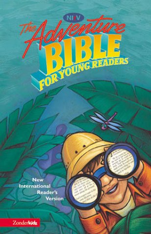 Adventure Bible for Young Readers, NIRV   2000 edition cover