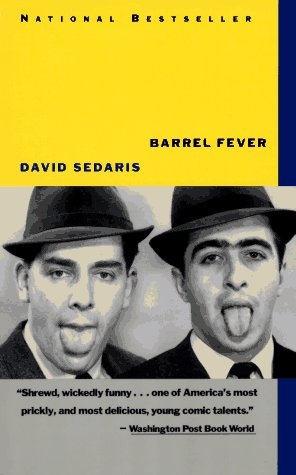 Barrel Fever Stories and Essays  1994 (Reprint) edition cover