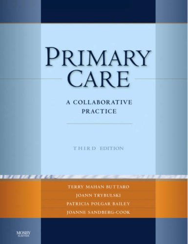 Primary Care A Collaborative Practice 3rd 2007 (Revised) edition cover