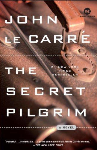 Secret Pilgrim  N/A edition cover