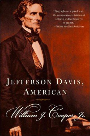 Jefferson Davis, American   2002 edition cover