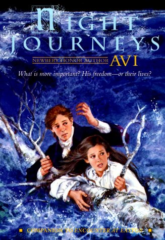 Night Journeys  N/A edition cover