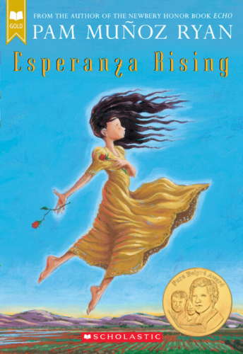 Esperanza Rising   2000 edition cover