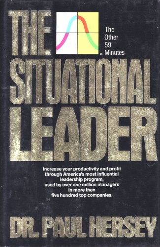 Situational Leader N/A edition cover