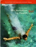 INVITATION TO HEALTH,BRF.-PERS 5th 2008 9780495119425 Front Cover