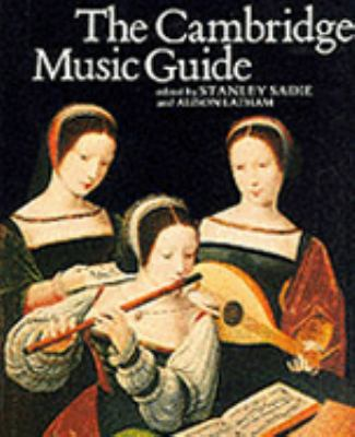 Cambridge Music Guide   1990 9780521399425 Front Cover