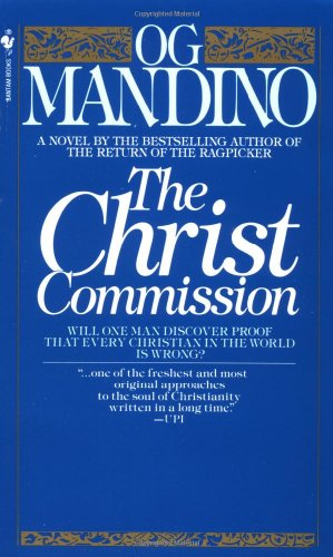 Christ Commission  N/A 9780553277425 Front Cover