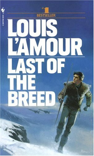 Last of the Breed   1986 edition cover