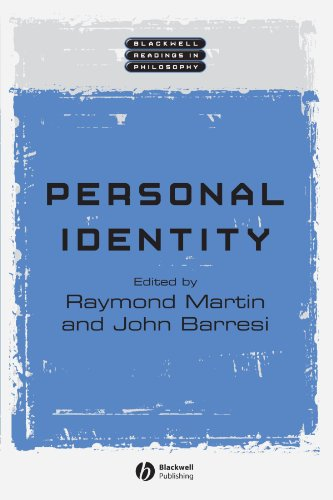Personal Identity   2002 edition cover