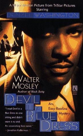 Devil in a Blue Dress  Reprint edition cover