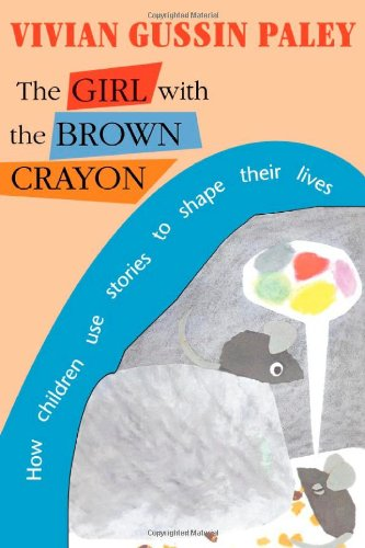 Girl with the Brown Crayon   1997 edition cover