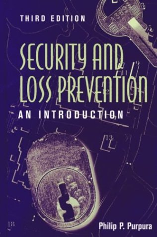 Security and Loss Prevention An Introduction 3rd 1998 9780750696425 Front Cover
