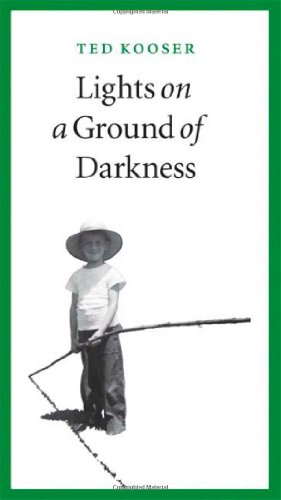 Lights on a Ground of Darkness An Evocation of a Place and Time  2009 edition cover