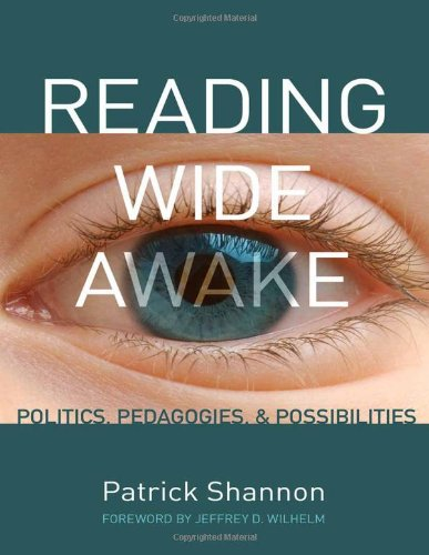 Reading Wide Awake Politics, Pedagogies, and Possibilities  2011 edition cover
