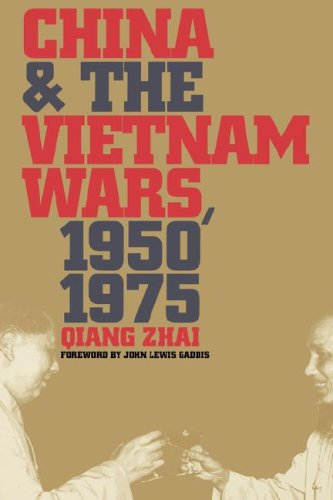 China and the Vietnam Wars, 1950-1975   2000 edition cover