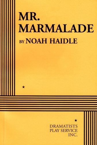 Mr. Marmalade  N/A edition cover