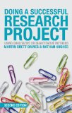 Doing a Successful Research Project Using Qualitative or Quantitative Methods 2nd 2014 (Revised) edition cover