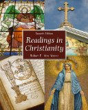 Readings in Christianity  3rd 2015 edition cover