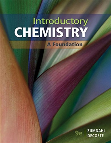 Introductory Chemistry: A Foundation  2018 9781337399425 Front Cover