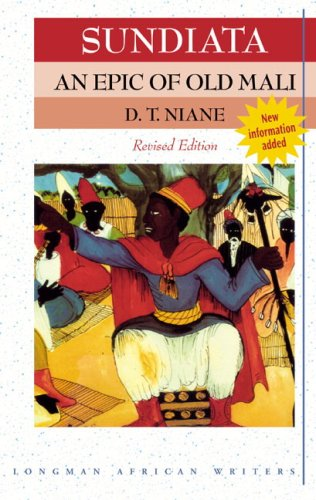 Sundiata an Epic of Old Mali  2nd 2007 9781405849425 Front Cover