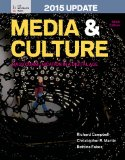 Media and Culture with 2015 Update An Introduction to Mass Communication 9th 2015 edition cover
