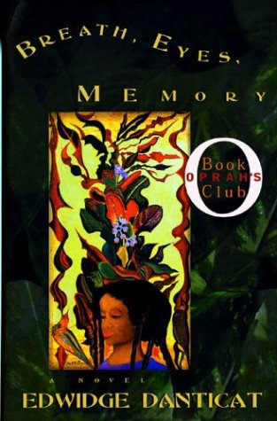 Breath, Eyes, Memory  2nd edition cover
