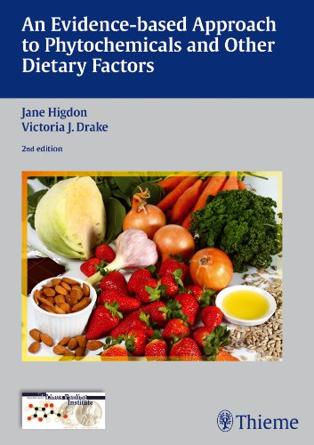 Evidence-Based Approach to Phytochemicals and Other Dietary Factors  2nd 2013 edition cover