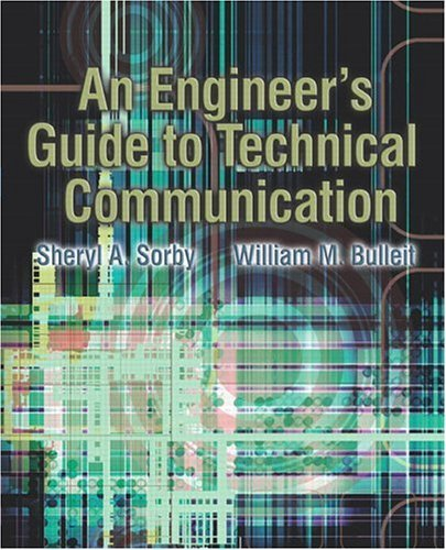 Engineer's Guide to Technical Communication   2006 edition cover
