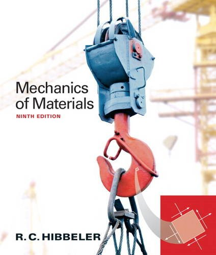 Mechanics of Materials  9th 2014 9780133254426 Front Cover