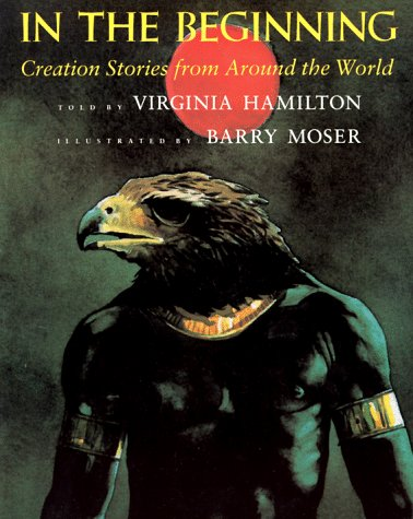In the Beginning Creation Stories from Around the World  1991 edition cover