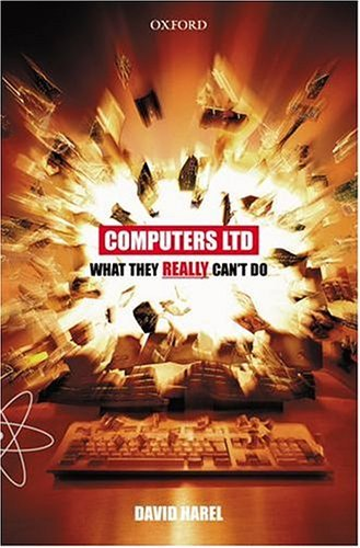 Computers Ltd What They Really Can't Do  2003 edition cover
