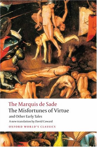 Misfortunes of Virtue and Other Early Tales   2008 edition cover
