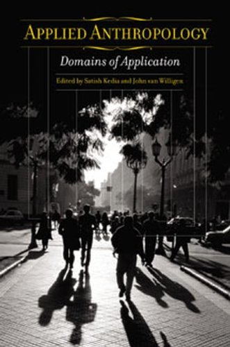 Applied Anthropology Domains of Application  2005 edition cover