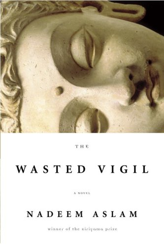 Wasted Vigil   2008 edition cover