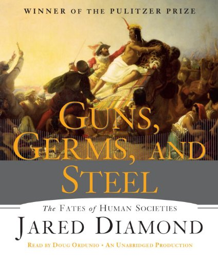 Guns, Germs, and Steel: The Fates of Human Societies  2011 edition cover