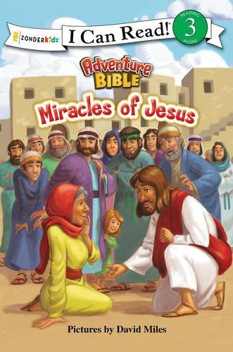 Miracles of Jesus   2015 9780310732426 Front Cover