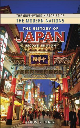 History of Japan  2nd 2009 edition cover