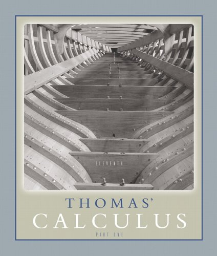 Thomas' Calculus  11th 2007 9780321226426 Front Cover