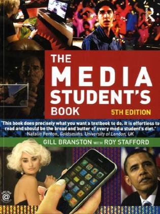 Media Student's Book  5th 2010 (Revised) edition cover
