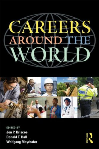 Careers Around the World Individual and Contextual Perspectives  2012 edition cover