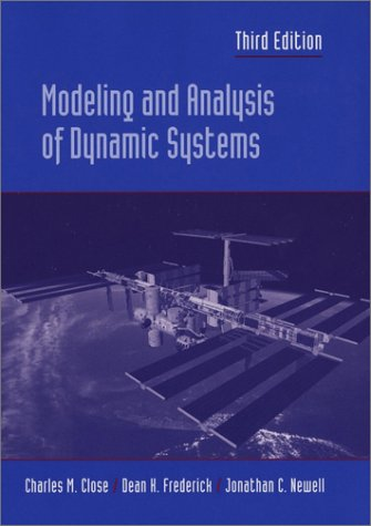 Modeling and Analysis of Dynamic Systems  3rd 2002 (Revised) 9780471394426 Front Cover
