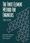 Finite Element Method for Engineers 3rd 1994 9780471547426 Front Cover
