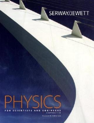 Physics for Scientists and Engineers  7th 2008 (Revised) 9780495112426 Front Cover