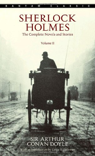 Sherlock Holmes The Complete Novels and Stories  1986 (Reprint) edition cover