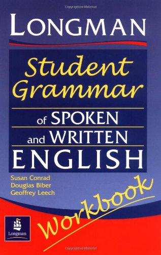 Longman Student Grammar of Spoken and Written English   2002 9780582539426 Front Cover