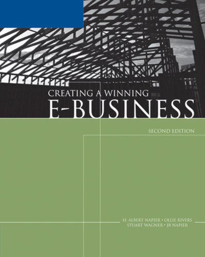 Creating a Winning E-Business  2nd 2006 (Revised) edition cover